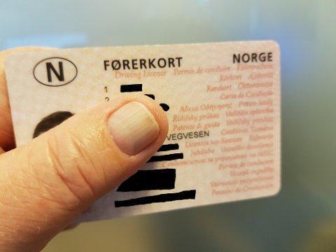 MISTET «LAPPEN»: Råkjøring på E18 gjorde at en 25 år gammel Sandefjord-mann ble gjort til fotgjenger. Illustrasjonsfoto