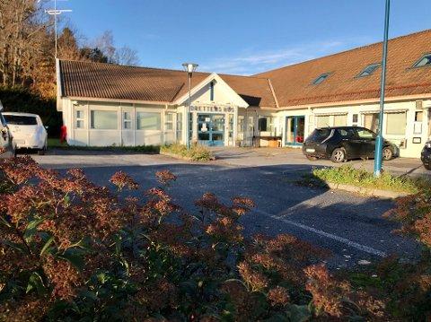 SNART HALVVEIS: Idrettens Hus i Sandefjord har en festeavtale med gratis leie i 60 år. Den startet i 1992.