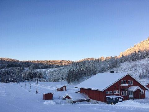 SLUTT: Borgen i Svarstad kommer ikke lenger til å være fylkesanlegg. I dag er behovet for en slik reservearena mindre enn tidligere ettersom skiklubbene i fylket i større grad produserer egen snø. Foto: Arkivfoto: Hege Melby