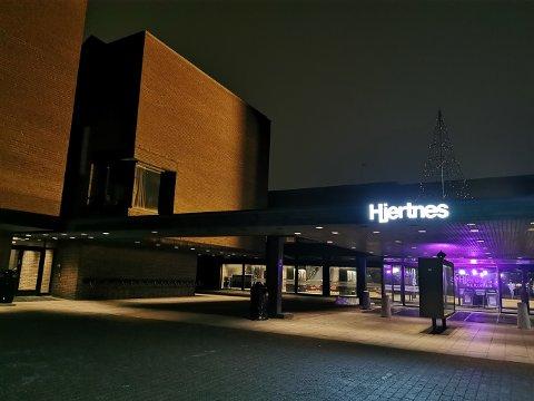 AVLYST: Showet med komiker Kristian Valen var satt opp fra klokka 19.00 fredag kveld. Det ble avlyst etter en halvtime.