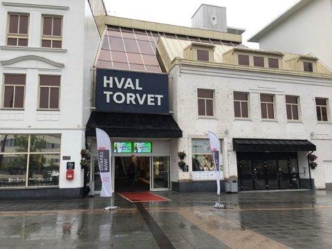 STREIK: Hvaltorvet er rammet når 800 vektere i Norge streiker.