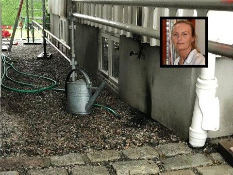 KRIMSJEF: Kari Synnøve Andersen sier politiet bruker store ressurser i etterforskningen av mordbrannforsøket hos ordfører Bjørn Ole Gleditsch.