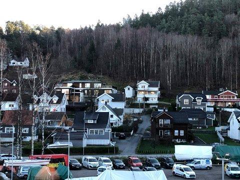 KVIKKLEIRE: Kamfjord er ett av tre områder i kommunens fortettingsplan for Gang- og sykkelbyen som ligger på kvikkleire. Stedet er plassert i nest høyeste risikoklasse - 4.