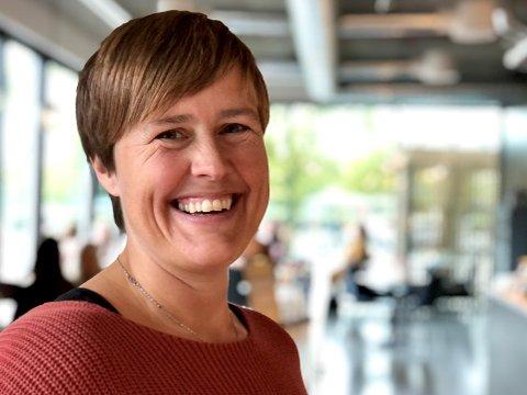 FORNØYD: Hovedutvalgsleder for kultur, folkehelse, tannhelse og idrett i Vestfold og Telemark fylkeskommune, Maja Foss Five, er glad for å ha fått på plass det nye tilbudet.
