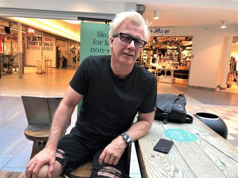 SELGER SEG UT: Roger Albin har nå valgt å selge sine aksjer i Stavernfestivalen og trekker seg ut av all drift. - Lufta har nok gått litt ut av ballongen, sier han.