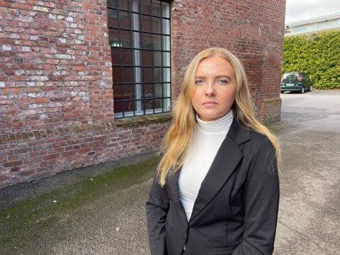 MOBBET: Celine Negård Smitt fikk diagnosen PTSD etter å ha blitt mobbet tidlig i barneskolen. Likevel tapte hun i Vestfold tingrett.