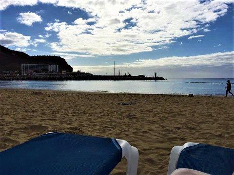 GRANKA? Ønsker du deg fra Torp til Gran Canaria i vinter, blir det ikke med Apollo. FOTO: Vibeke Bjerkaas