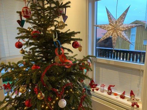 SLUTT: Nå er julen slutt, og da er det best å få dette ut av heimen. Heldigvis finnes det gode henteordninger.