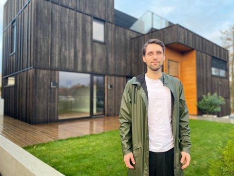 Arkitekt Arne Sveinsvoll