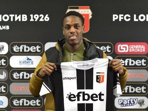 Den tidligere Ulf-stopperen har denne uken signert for den bulgarske toppklubben Lokmotiv Plovdiv.