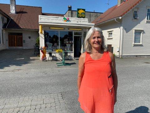 Else Gro Stokka har drevet Gjesdalveien tipp og toto i 36 år.