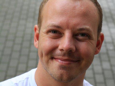 Daniel Bøhn Rayner.