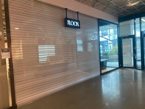 The LOOX har stengt dørene på Bystasjonen.