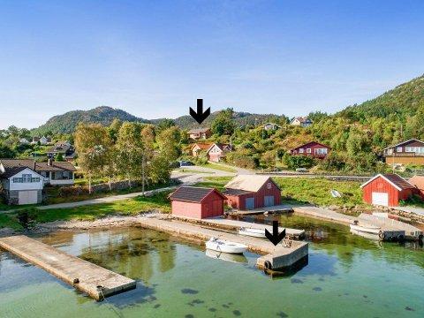 Denne hytta på Bersagel ligger ute til 8,5 mill.