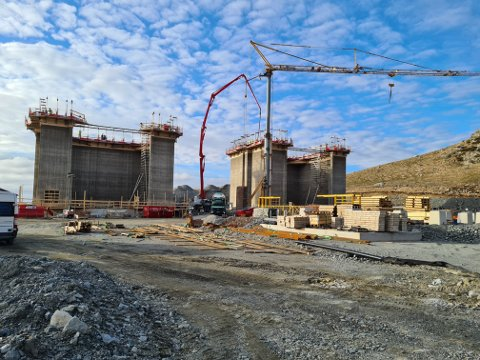 Disse byggene skal gi mer strøm til Sandnes.