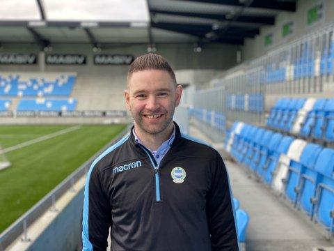 Tidligere Sandnes Ulf-spiller vender tilbake i lyseblått. Denne gangen som en del av klubbens kommersielle avdeling.