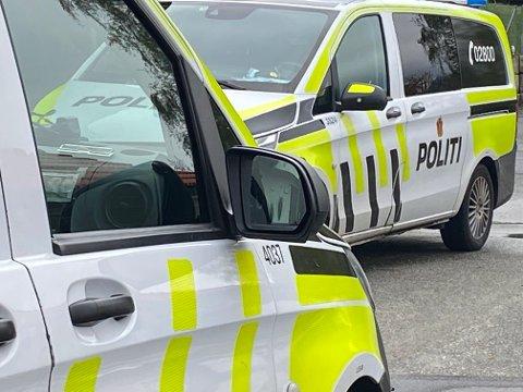 Husbråket roet seg ned og politiet fikk forhandle seg frem til at de involverte ikke kontakter hverandre mer.