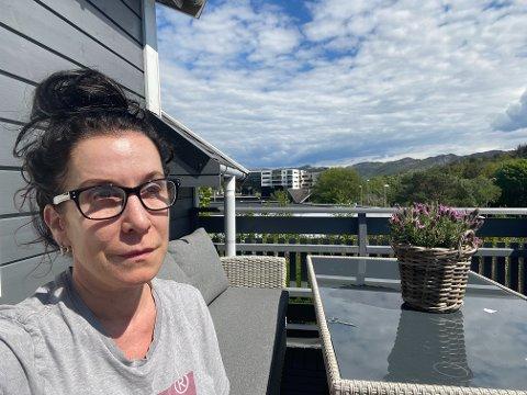 Linn Ødegård blir holdt våken hver natt av russ som fester i Lura bydel.