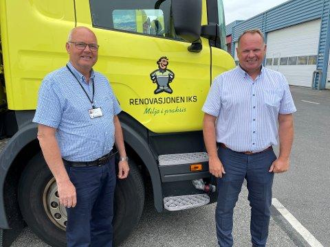 Kurt Sædberg går av med pensjon. Nå er det Tord Wilstrup Torgersen som blir ny administrerende direktør.
