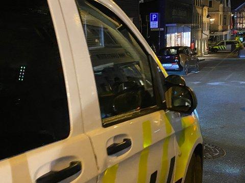 Politiet fikk til slutt kontroll og oversikt.