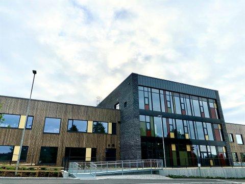 Nye Sviland skule vil glede mange elever og ansatte ved årets skolestart.