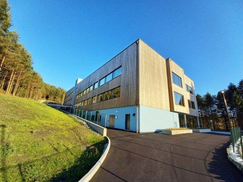 Bogafjell ungdomsskole.