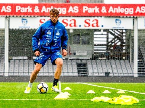 EUROPA: Ole Jørgen Halvorsen gleder seg til å spille i Europa League med Sarpsborg 08.