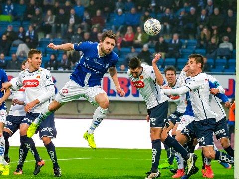 KONTRAKT: Anders Østli er trolig nær en ny kontrakt med Sarpsborg 08.