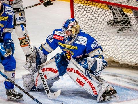 Snart tilbake:  Jens Kristian Lillegrend har stått over de to siste kampene på grunn av hornhinnebetennelse.