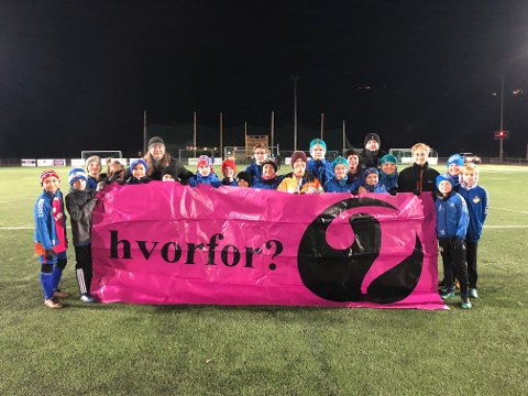 HVORFOR?: Heter antimobbeprosjektet Navestad har hatt gående siden 2015. Det har gitt dem mye oppmerksomhet fra andre klubber og Østfold Fotballkrets.
