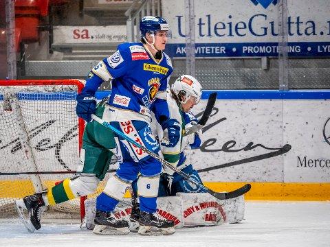 ASSIST: Jonas Meisingset og Norge tapte VMs åpningskamp etter å ha ledet 3-0.