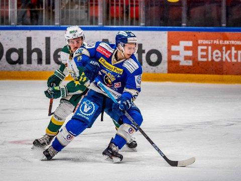 LANDSLAG: Niklas Roest er klar for nye kamper med flagget på brystet.