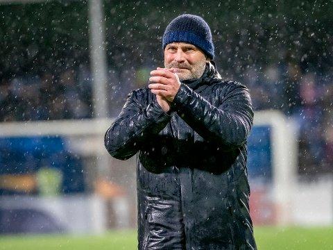 NEI! Geir Bakke skal ha takket nei til å bli Rosenborgs nye trener.