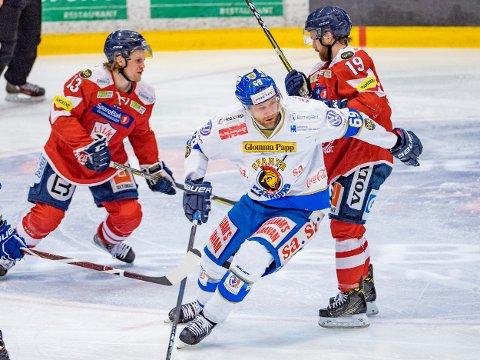 LEGGER OPP: Henrik Malmström har spilt sin siste kamp for Sparta.