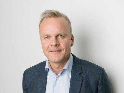 GRESVIG-SJEF: Pål H. Rasmussen er daglig leder i Gresvig-konsernet.