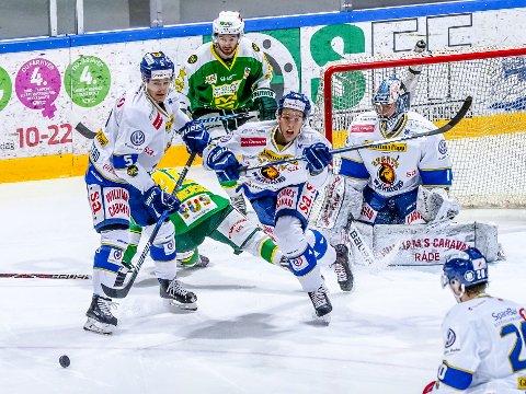Matchvinner: Kristian Østby ordnet seiersmålet og 1-1 i matcher.