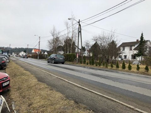 ÅPEN IGJEN: Det tok ikke mer enn 20 minutter etter at SA omtalte de trafikale utfordringene i området rundt Sparta Amfi, før veien var åpen for trafikk igjen.