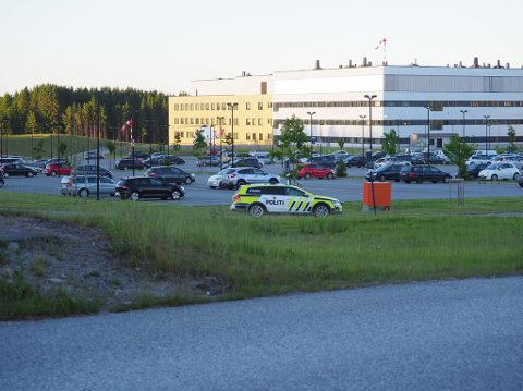 Kvinnen forsvarn fra sykehuset klokken 14.50 torsdag ettermiddag. Klokken 22.20 meldte poitiet at kvinnen far funnet i god behold