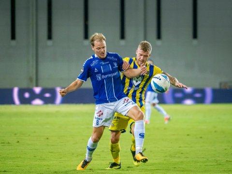 NYE DATOER: Matti Lund Nielsen og resten av S08-laget har fått to nye kampdatoer i eliteserien.