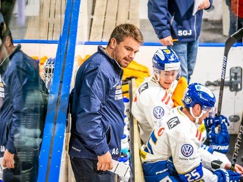 TAP: Anders Gjøses utvalgte tapte også sin andre kamp i U20-VM.