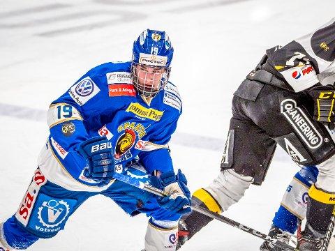 Debuterte: Mattias Brenne Halvorsen debuterte for Spartas A-lag denne sesongen.