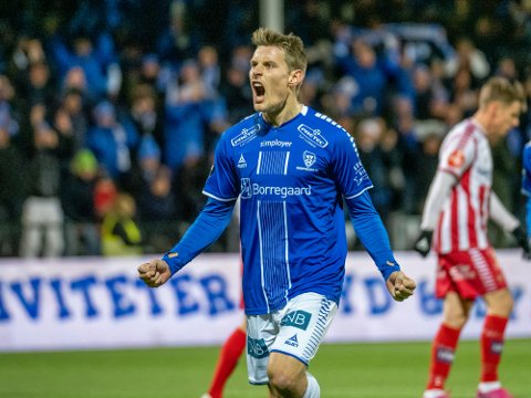 Kristoffer Zachariassen forlater Sarpsborg 08 til fordel for Rosenborg.