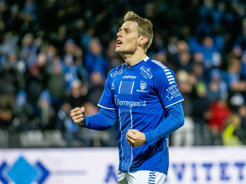 PROFF: Kristoffer Zachariassen ble solgt fra Sarpsborg 08 til Rosenborg etter 2019-sesongen. Nå ser det ut til at «Doff» er på vei til å få oppfylt proffdrømmen i utlandet.