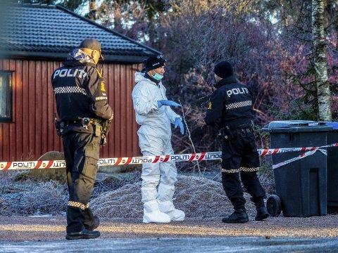 En 35 år gammel mann er dømt til 19 års fengsel for drapet på Borgenhaugen i romjula 2018.