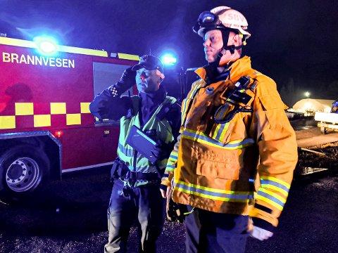 BRANN: Lars Erik Gutubakken i Sarpsborg brann- og feiervesen har en soleklar oppfordring til sarpingene i sommer.