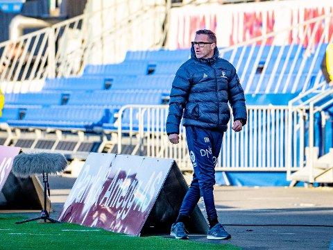 Tar med seg: Sarpsborg 08s tidligere assistenttrener Tom Freddy Aune hadd en klausul som sikret han en god slump med penger etter avgangen.