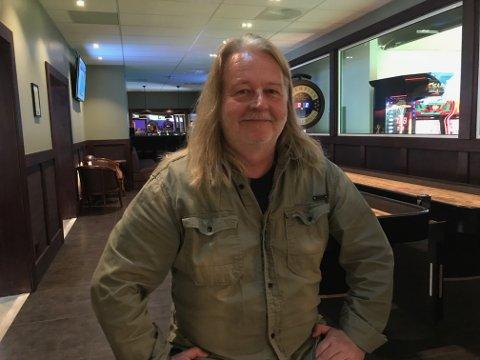 Artistselskap: Kjell Arne Nordli har opprettet selskapet Can Can Live.