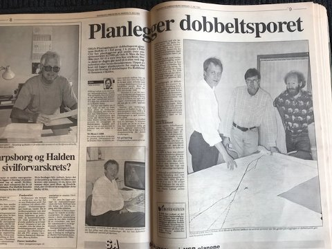 GAMMELT TEMA: SA fra 11. juli 1994.