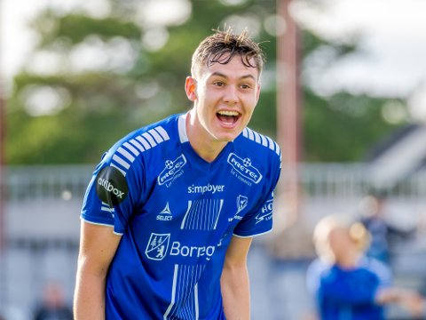 Fortsatt: Jørgen Strand Larsen fortsatt toppscorer selv med lite spilletid.