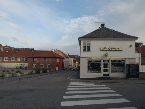 Politiet satte søndag kveld inn store ressurser for å finne to gjerningspersoner som sammen ranet til seg diverse gjenstander fra en person i Violgata i Halden.